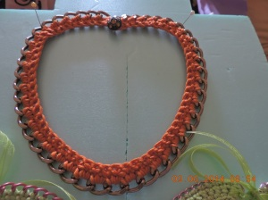 crochet necklaces